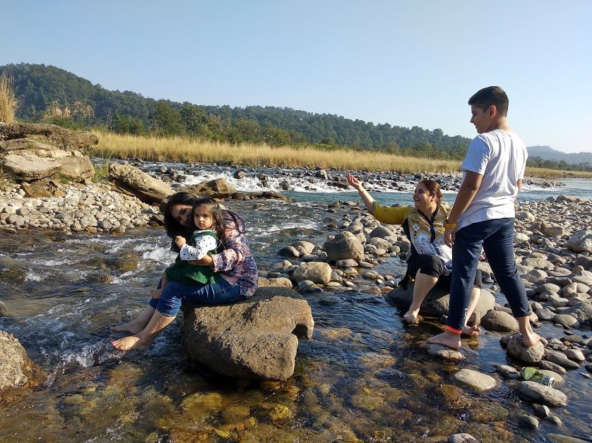 family holiday in corbett